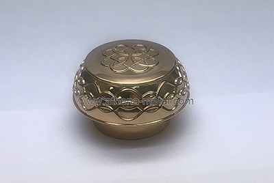 Custom Logo Perfume Cap