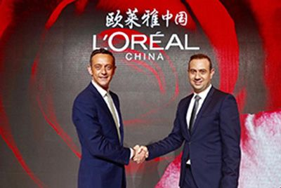 On May 4, media reports said that L'Oreal had appointed a new chief executive of China
