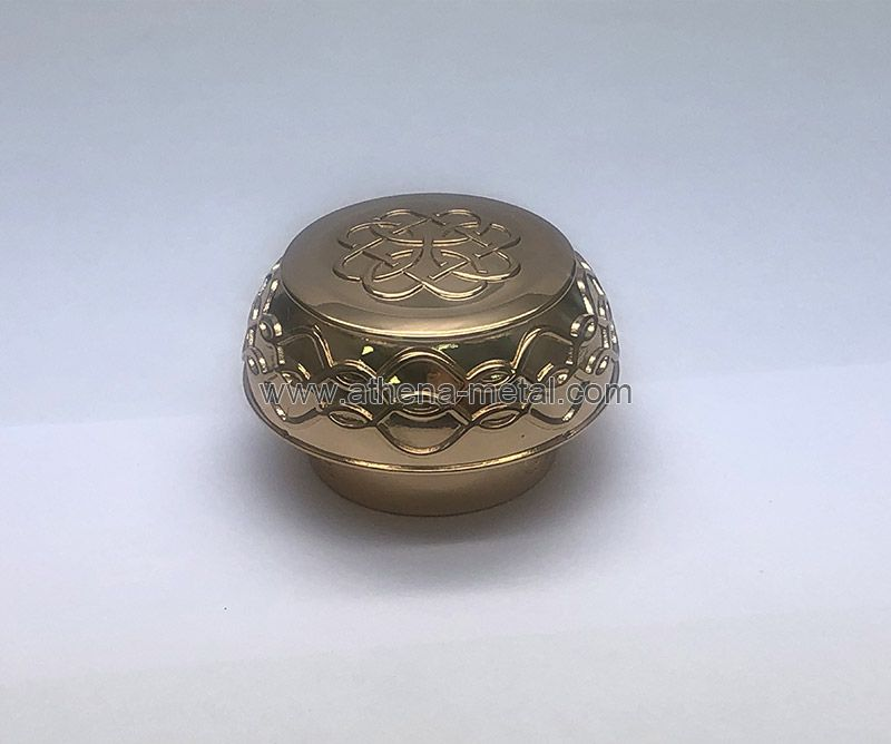 Round Perfume Cap